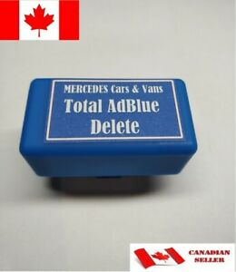 Details about MERCEDES cars & sprinter DEF AdBlue total delete by OBD2