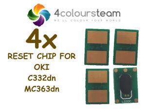 4x-TONER-RESET-CHIPS-FOR-OKI-C332dn-MC363dn-46508712-46508711-46508710-46508709