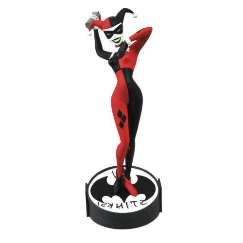 "Femme Fatales HARLEY QUINN Batman The Animated Series 9/"" Vinyl Statue//Figure NIB"