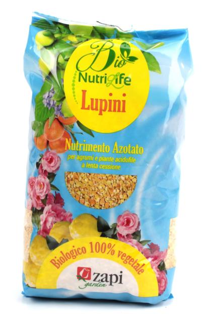 Zapi Bio Nutrilife Lupini Per Agrumi E Piante Acidofile 1 Kg