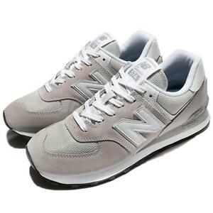 huge selection of 39aa4 a65ed Details about New Balance ML574EGW D 574 Ivory Grey Men Running Shoes  Sneakers ML574EGWD