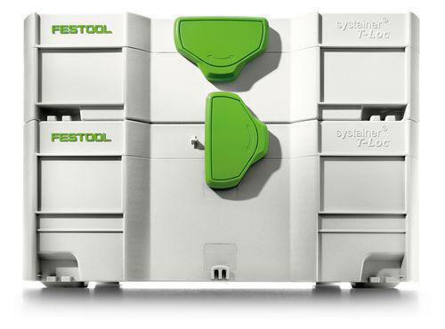 Festool SYSTAINER T-LOC SYS 2 TL497564