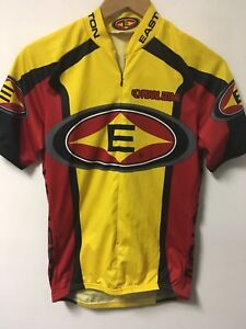 PEARL-IZUMI-Easton-3-4-Zip-Bike-Cycling-Jersey-Men-039-s-M