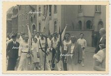 Foto Saarbrücken-Turnfest in Saarbrücken-Fechter 1930 (g224)
