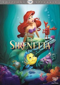 La Sirenetta (Diamond Edition) DVD WALT DISNEY | eBay