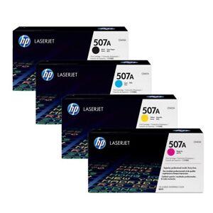 NON-OEM HP 507A//X CE400X CE401A CE402A CE403A SET for LaserJet500 color M551