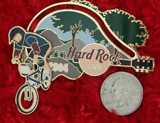 XXL Hard Rock Cafe Pin ONLINE BMX BIKE BACK FLIP bicycle mountain exteme sports
