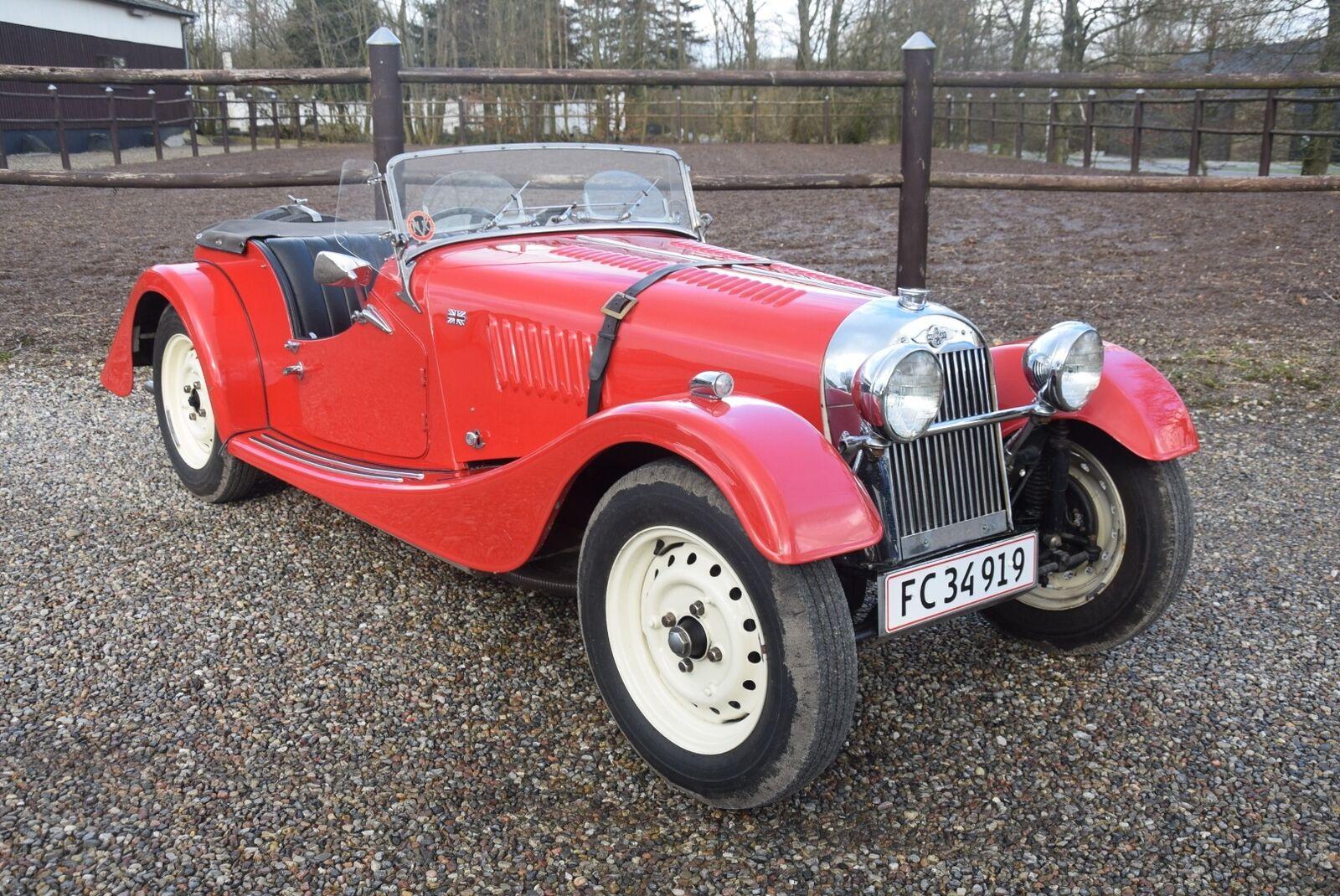 Morgan Plus 4 2,0 2 seater 2d