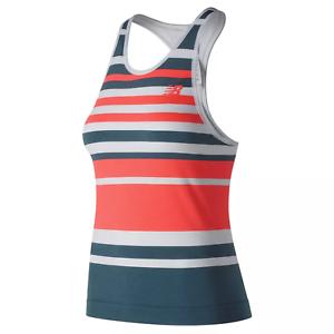 New Balance Women's Tournament Seamless Tennis Tank Top