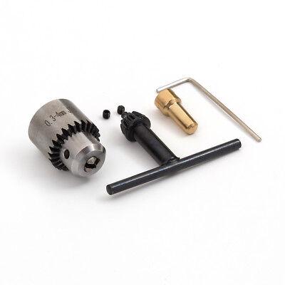 Tragbare Handbohrfutter Aluminiumlegierung Micro kleine elektrische Hand DC 5V
