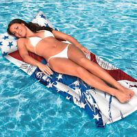 Liberty Mat Raft Swimming Pool Spirit 83154 Inflatable Air Mattress Lounger
