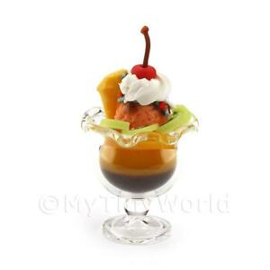 Dolls-House-Miniature-Chocolate-and-Orange-Mousse-Sundae
