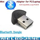 Bluetooth Dongle Wireless Adapter V 2.0 PC Laptop High Speed USB 2.0 Fast Laptop