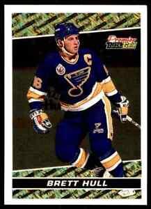 1993-94-Topps-Premier-Black-Gold-Brett-Hull-21