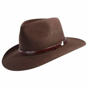 54383a7c734 Image is loading Akubra-Angler-Hat-Loden