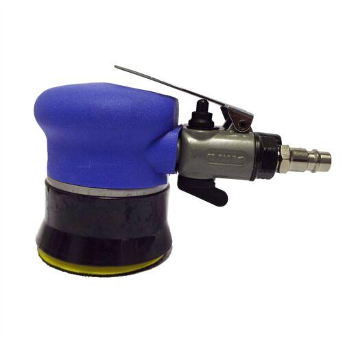 """75 mm Mini Palm Air Sander 3/"""" 25 Mix ponçage disque Voiture Corps /& Roue Alliage Réparation"""