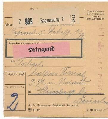 PräZise 210650 Regensburg 2 Hell Und Durchscheinend Im Aussehen Dr Registrierkassenstpl Paketkt