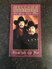 Let Your Love Flow Intersound By The Bellamy Brothers Cd Nov 1994 2 Discs Intersound