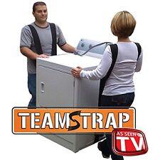 Team Strap Moving And Lifting Straps Heavy Duty Durable Shoulder Dolly Sofa Nib