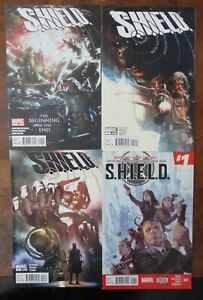 SHIELD-Marvel-2011-Hickman-Weaver-Agents-of-SHIELD-2014-TV-Series-NM-M