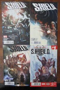 SHIELD Marvel 2011 Hickman Weaver Agents of SHIELD 2014 TV Series NM/M