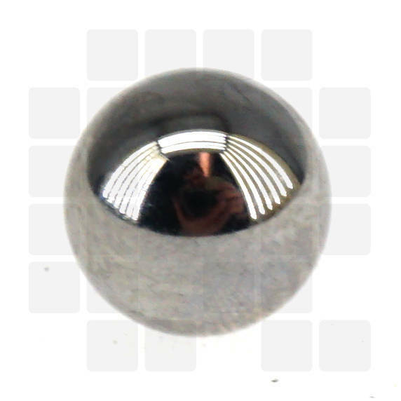 Milwaukee 02-02-0250 Acero Rodamiento de bolas, diámetro 1/4