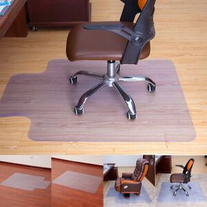 Plastic Pvc Non Slip Office Chair Desk