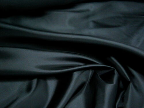 au mètre substances Nourriture tissu Dekostoff noir