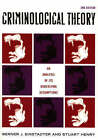 Criminological Theory: An Analysis of Its Underlying Assumptions by Werner Einstadter, Stuart Henry (Paperback, 2006)