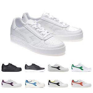 Scarpe-Diadora-B-Elite-Sneakers-sportive-per-uomo-donna-vari-colori-e-taglie