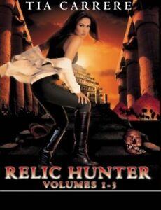 Relic Hunter Series Season 1 Vol 1 3 Brand New Sealed Dvd R4 Ebay