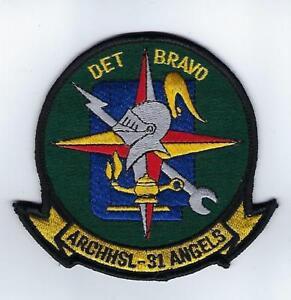 Details about HSL-31 Det Bravo (US Navy Squadron Patch)