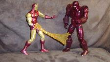 Iron Man vs. Crimson Dynamo - Marvel Universe 4 Inch