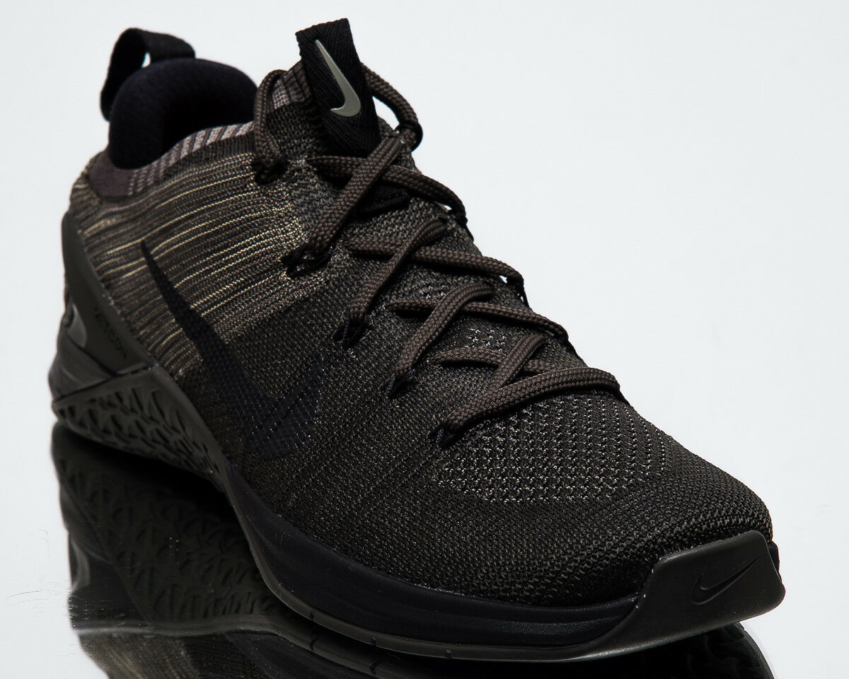 Nike Metcon DSX Flyknit 2 Men New Dark Stucco Black Training shoes 924423-008