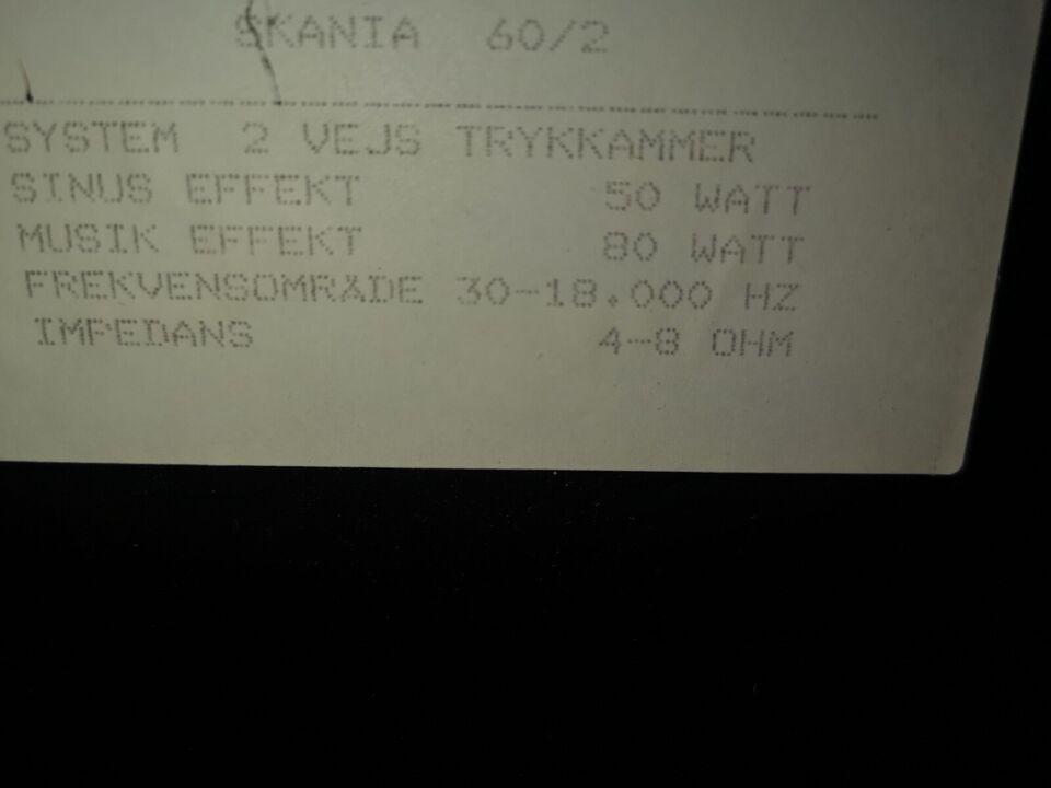 Stereoanlæg , Technics, SA-110