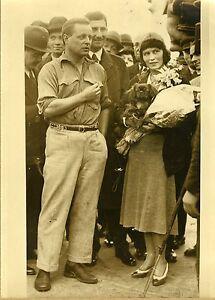 """""""Le Vicomte et la Vicomtesse de SIBOUR"""" Photo originale G. DEVRED (ROL) 1932 1hHyC7mg-07203747-720420000"""
