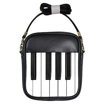 Piano Keys Keyboard Girls Sling Bag
