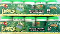 Jovy Limonazo Mexican Candy Salt & Lemon Powder 2 Boxes 10 Ct Ea