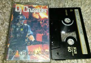 Dj-crussader-time-for-some-a-tape-hip-hop-rap-dj-underground-mixtape-oldschool