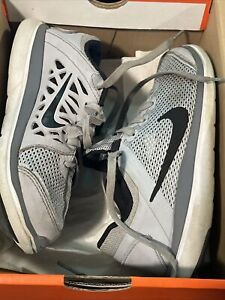 Nike 2016 Flex Run Toddler Size 13c Wolf Grey/Black Pre Owned Used