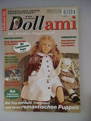 2019 Nuovo Stile Dollami Bambole Rivista Edizione 6/97 (2609)-ift Ausgabe 6/97 (2609) It-it Mostra Il Titolo Originale