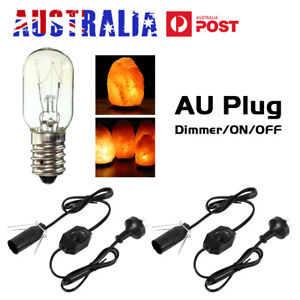 Spring-Loaded-Wire-Clip-Salt-Lamp-Electrical-Cord-With-Dimmer-Switch1-5M-AU