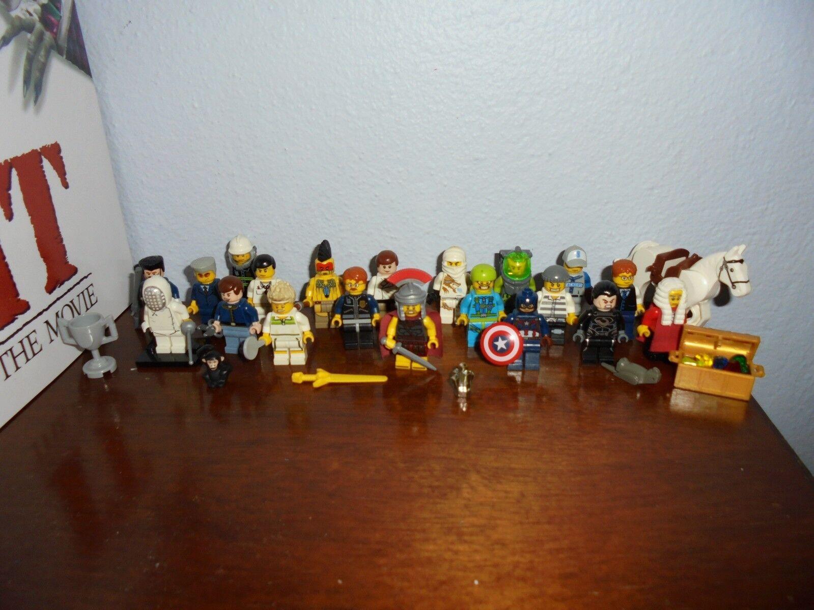 Lego original and authentic mini figure Masse