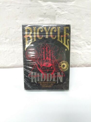 Bicycle Hidden Playing Card Deck The United States Playing Card Company
