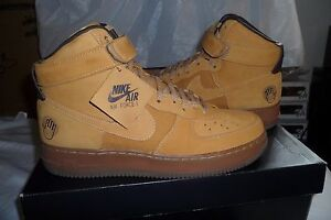 huge discount 12fff cd33f Image is loading Nike-Air-Force-1-2007-Hi-Premium-Bobbito-