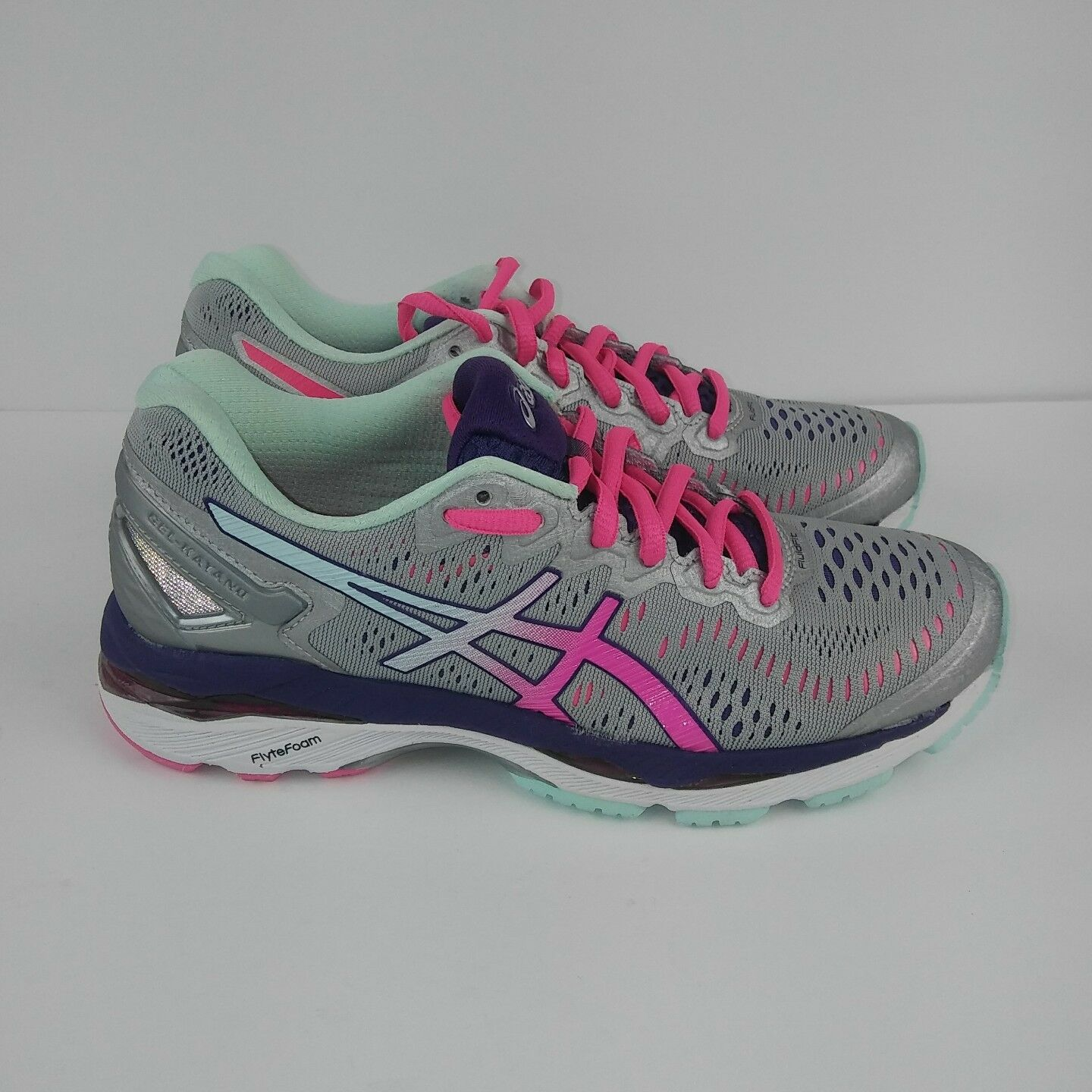 ASICS Gel Kayano 23 Running Shoes Multi-Color Women's Comfortable Cheap women's shoes women's shoes