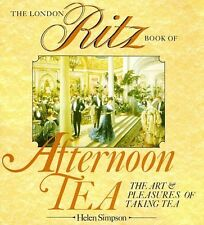 Afternoon Tea by Helen Simpson (1986, Hardcover)