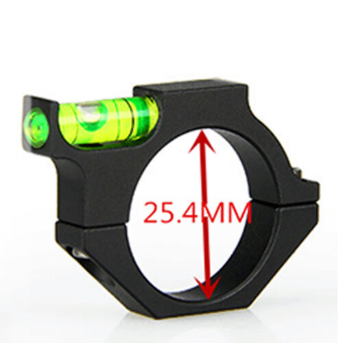 New Style Hunting 25.4mm Ring Bubble Level For Tube Scope Laser Sight Rifle