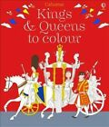 Kings and Queens Colouring Book by Ruth Brocklehurst (Paperback, 2014)