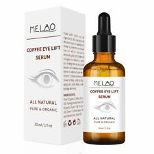 Powerful Caffeine Eye Serum for Dark Circles Puffiness Bags Wrinkles 30ml